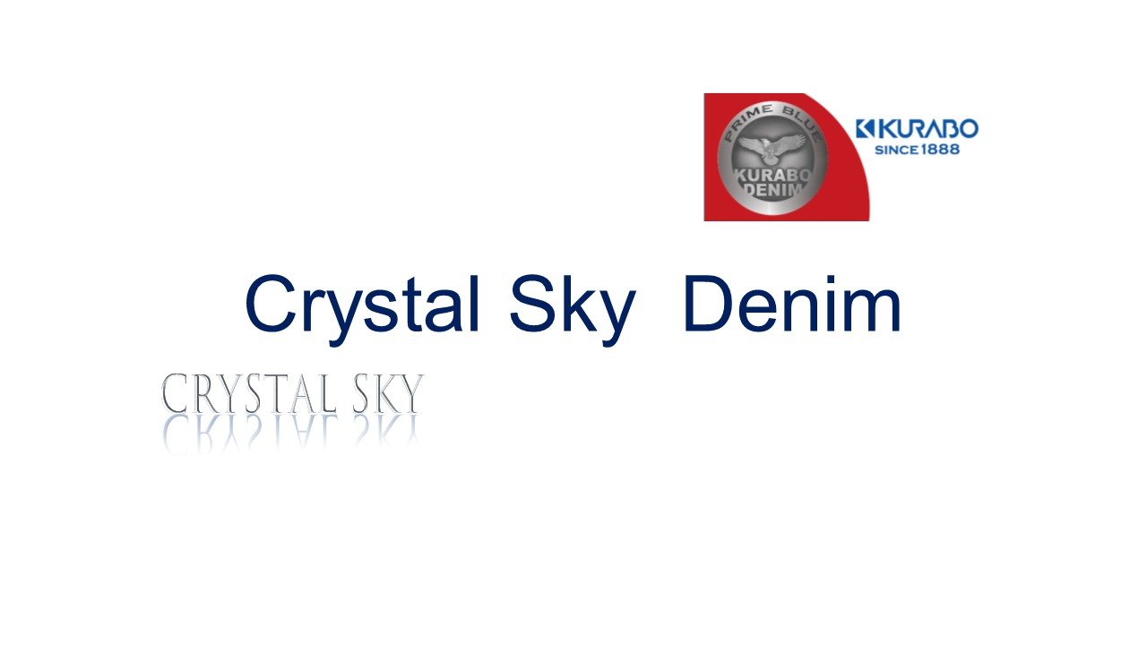 Crystal Sky Denim