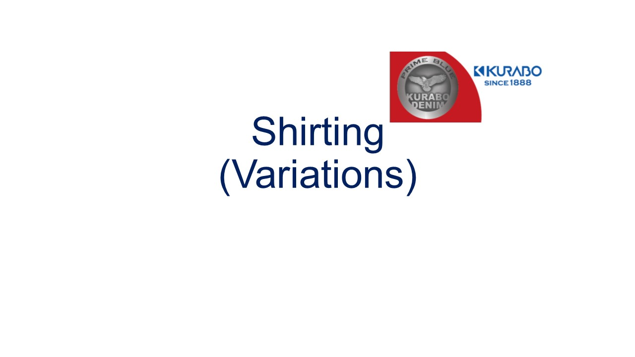 Shirting / Variations
